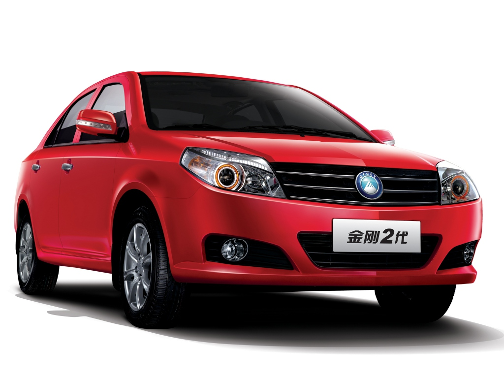 Pictures of geely mr #8
