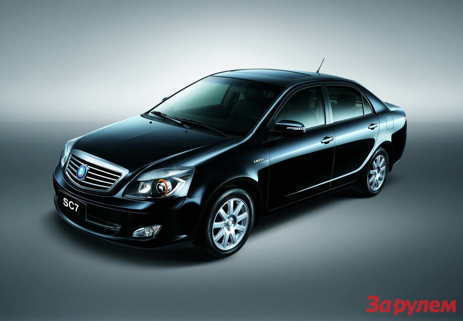 Pictures of geely sc 7