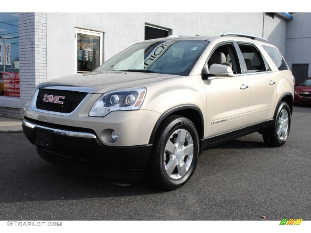 Gold Nissan Altima >> 2008 Gmc Acadia – pictures, information and specs - Auto-Database.com