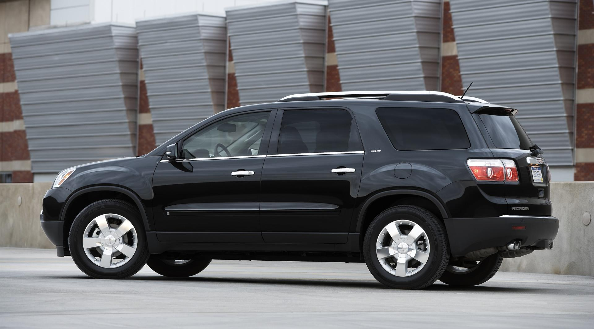 Pictures of gmc acadia 2011 #1