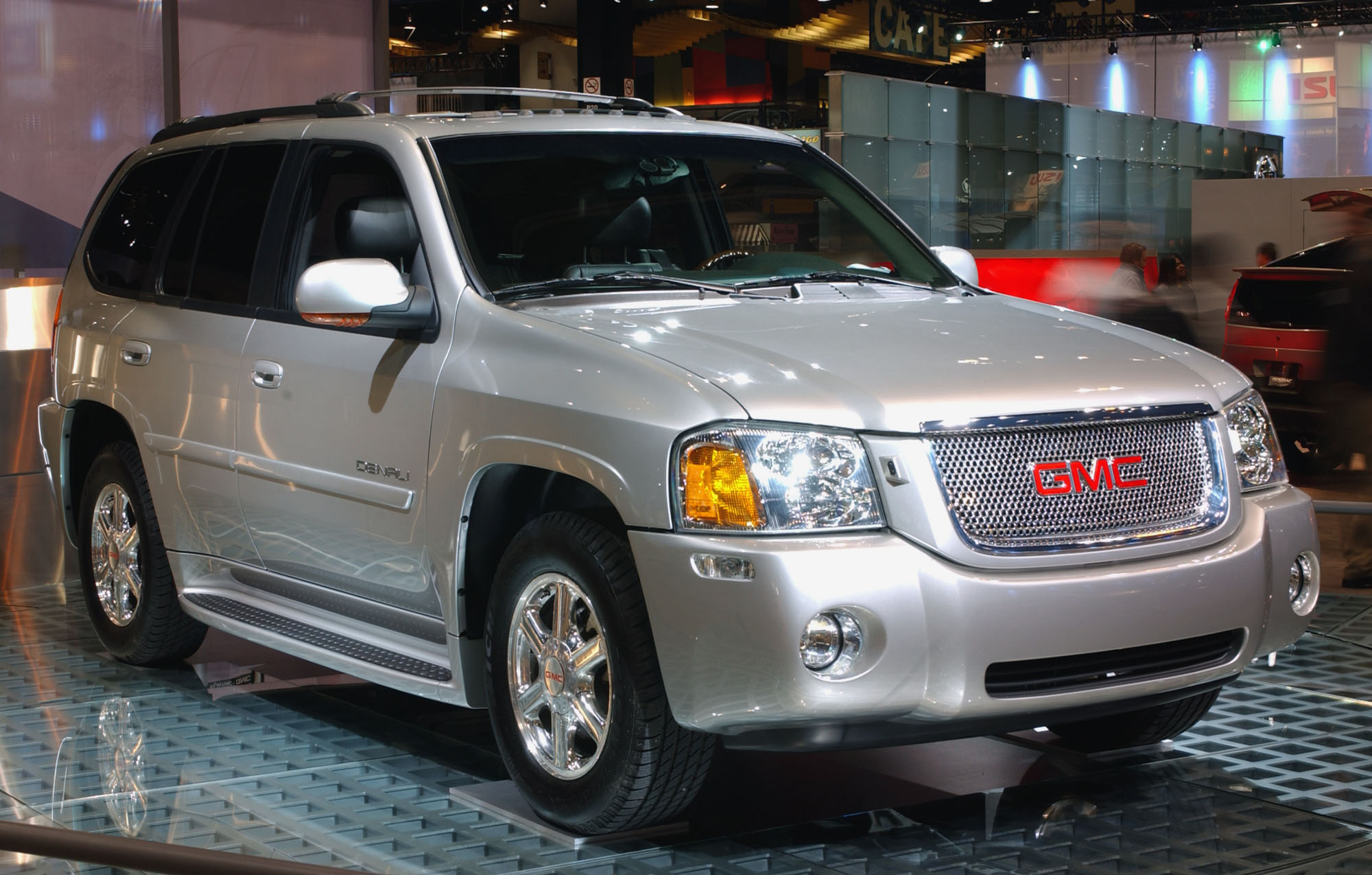 Pictures of gmc envoy