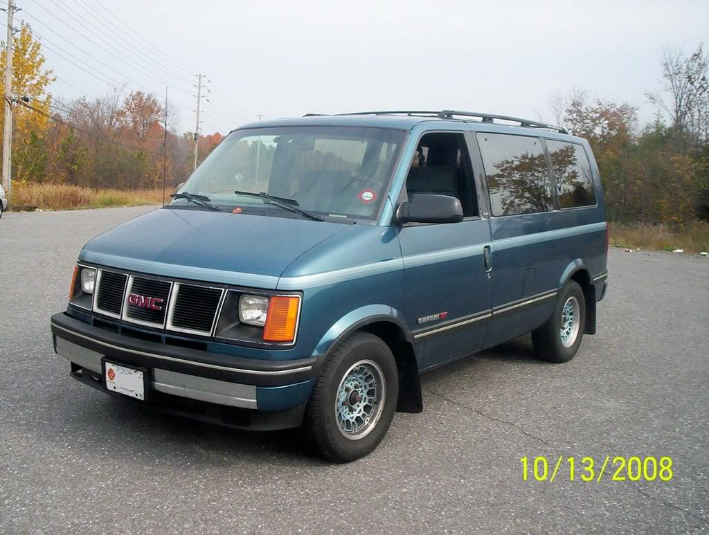 Pictures of gmc safari #6