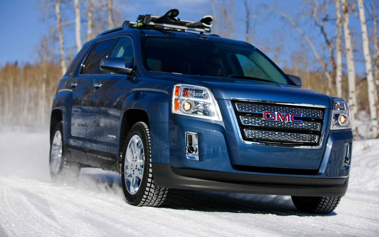 2016 Gmc Terrain – pictures, information and specs - Auto ...