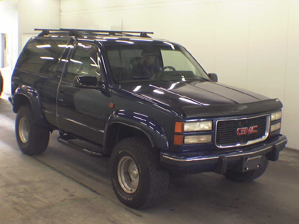 Pictures of gmc yukon 1994 #11