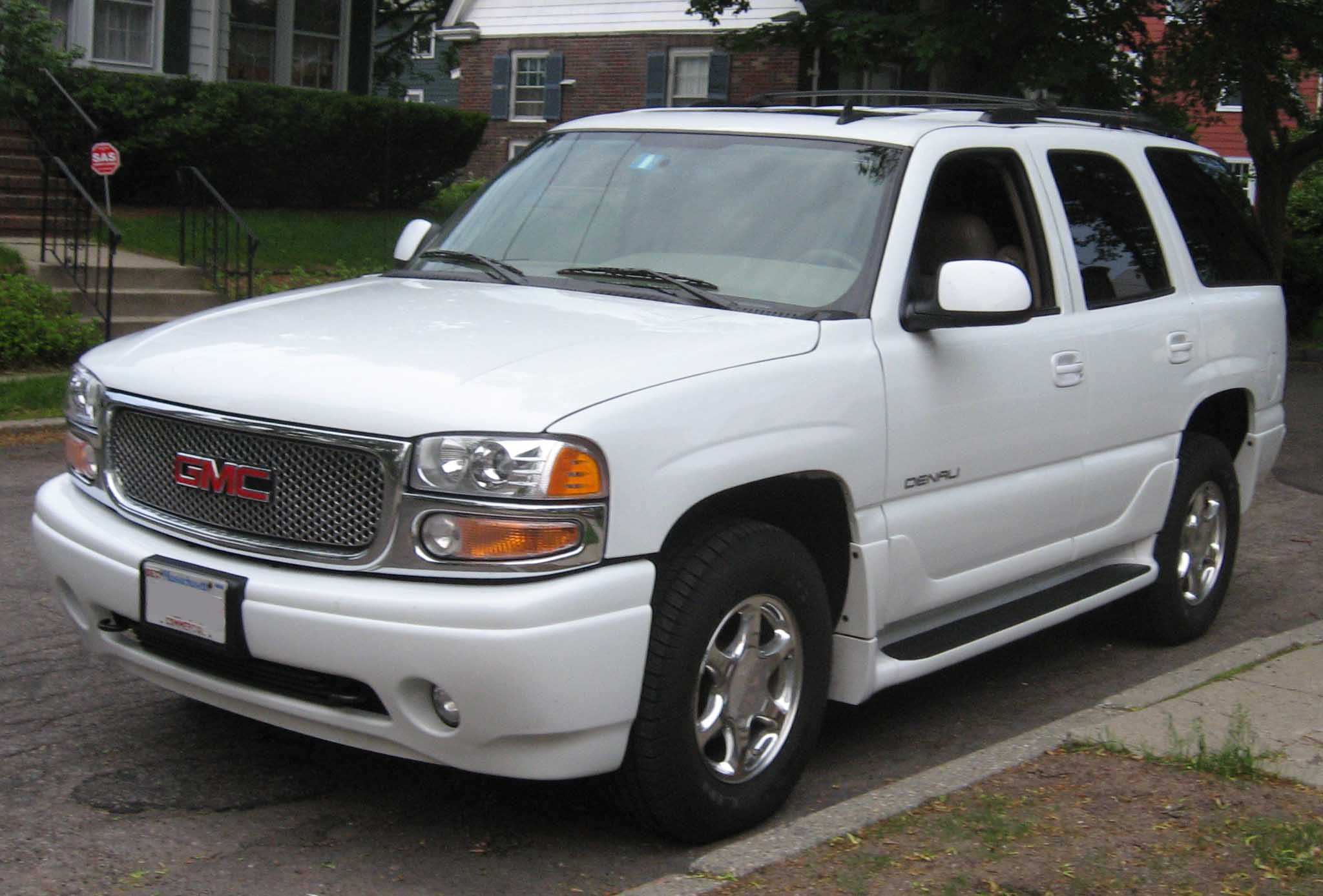 Pictures of gmc yukon (gmt800) 2001