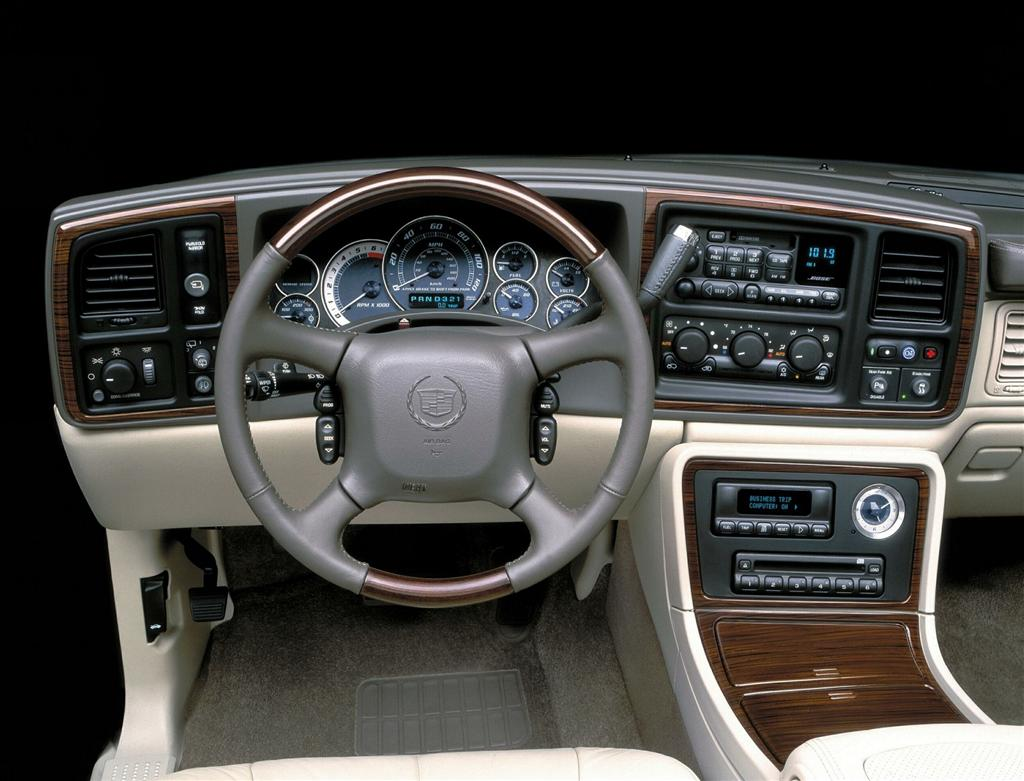 Pictures of gmc yukon (gmt800) 2002 #3