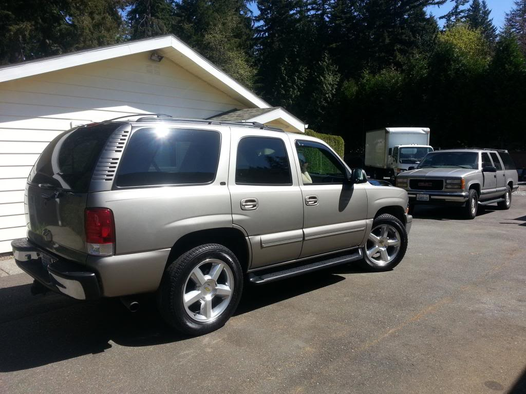 Pictures of gmc yukon (gmt800) 2002 #11