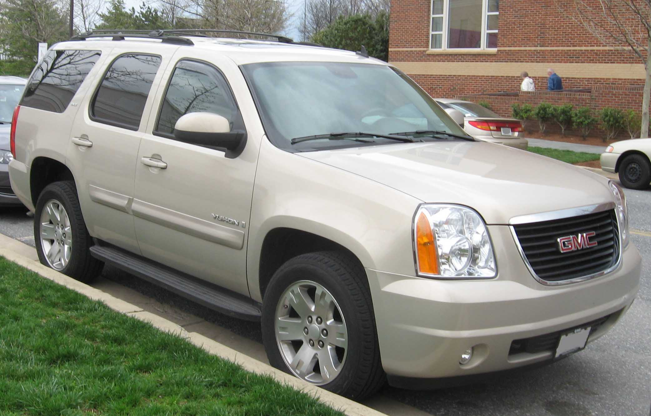 Pictures of gmc yukon (gmt900) 2009