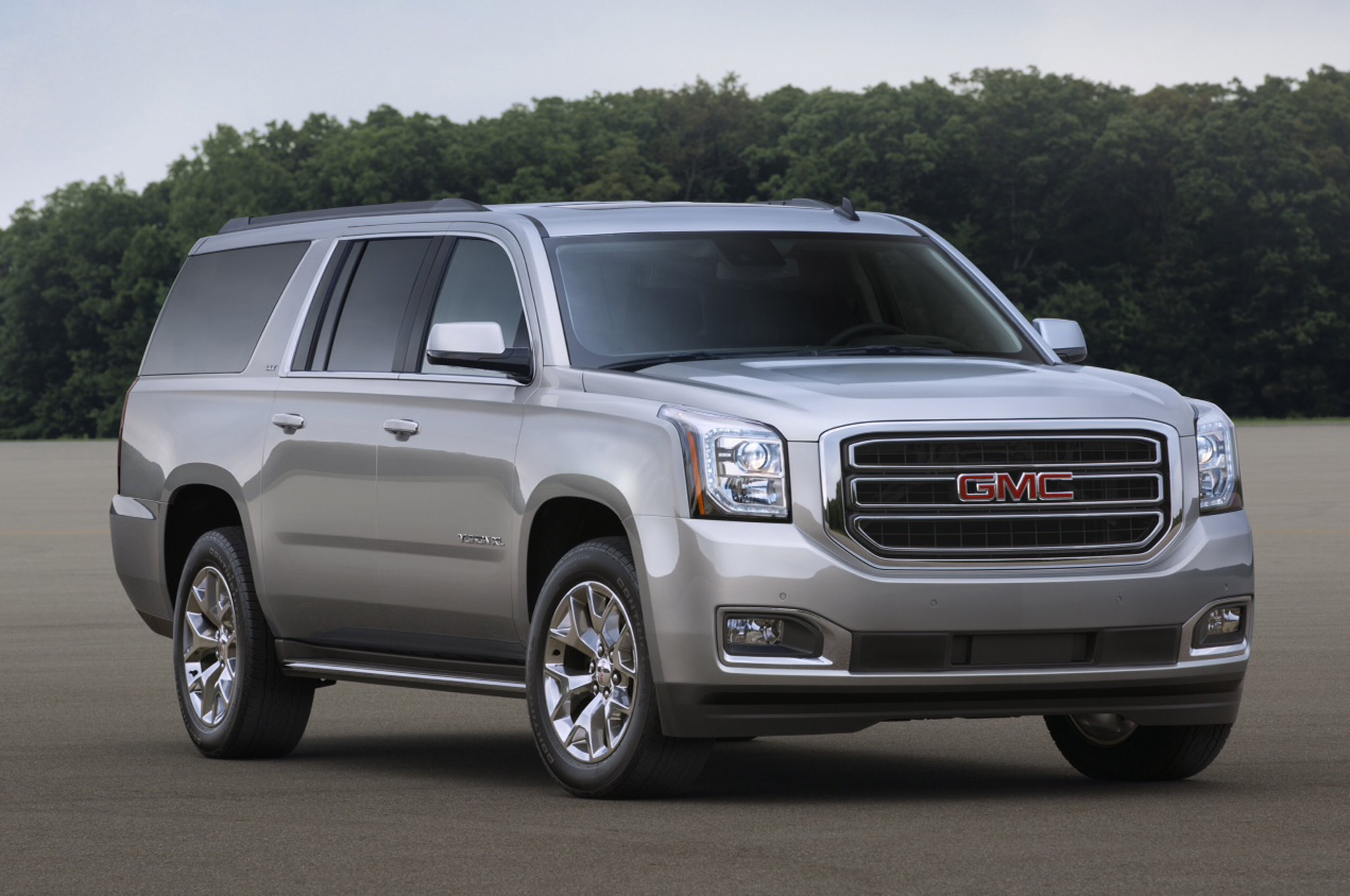 Pictures of gmc yukon (gmt900) 2015 #8