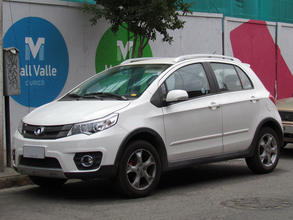 Pictures of great wall voleex c20r