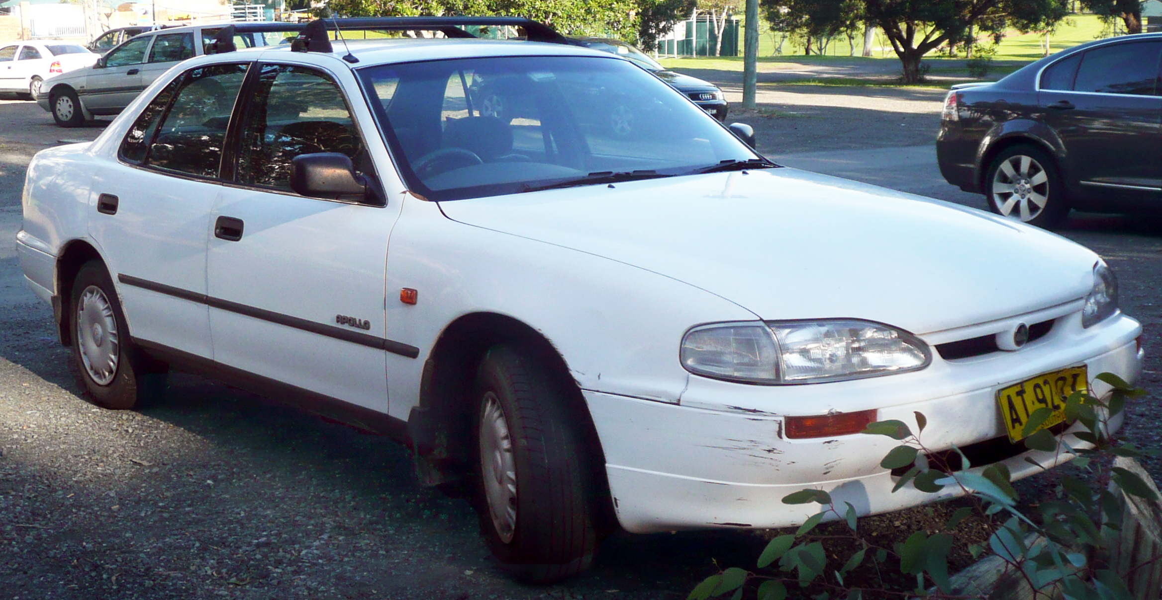 Pictures of holden apollo 1993