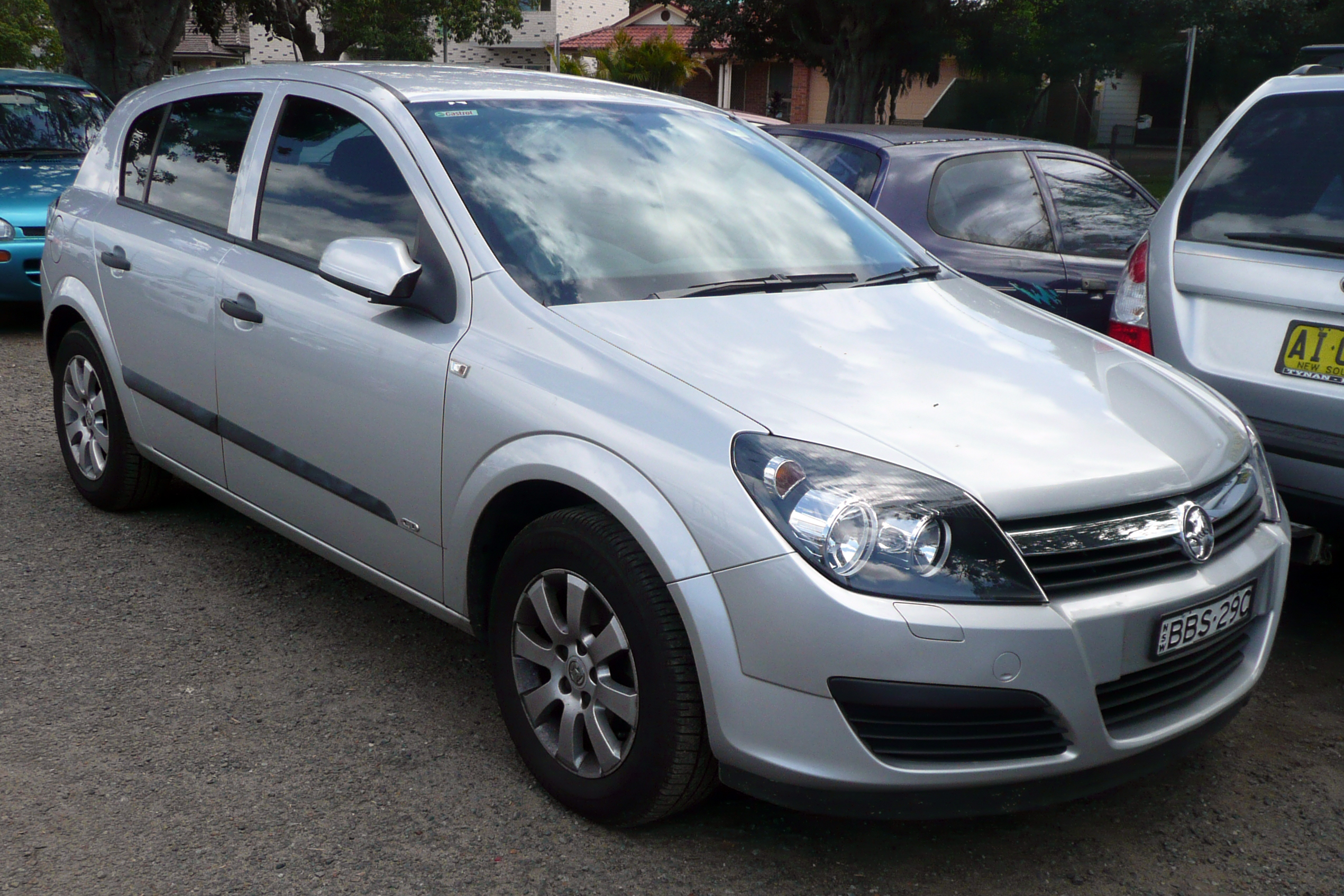 Pictures of holden astra #6