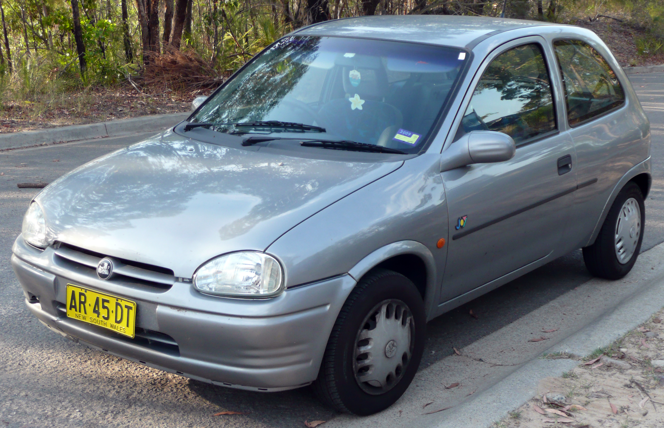 Pictures of holden barina (sb) 1997
