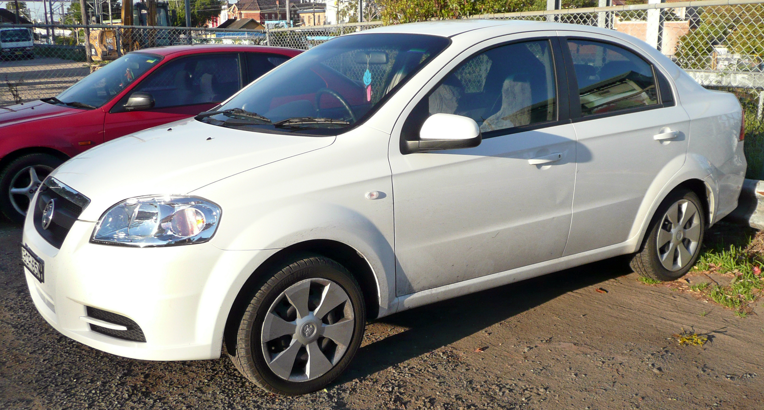 Pictures of holden barina (tk) 2011 #11