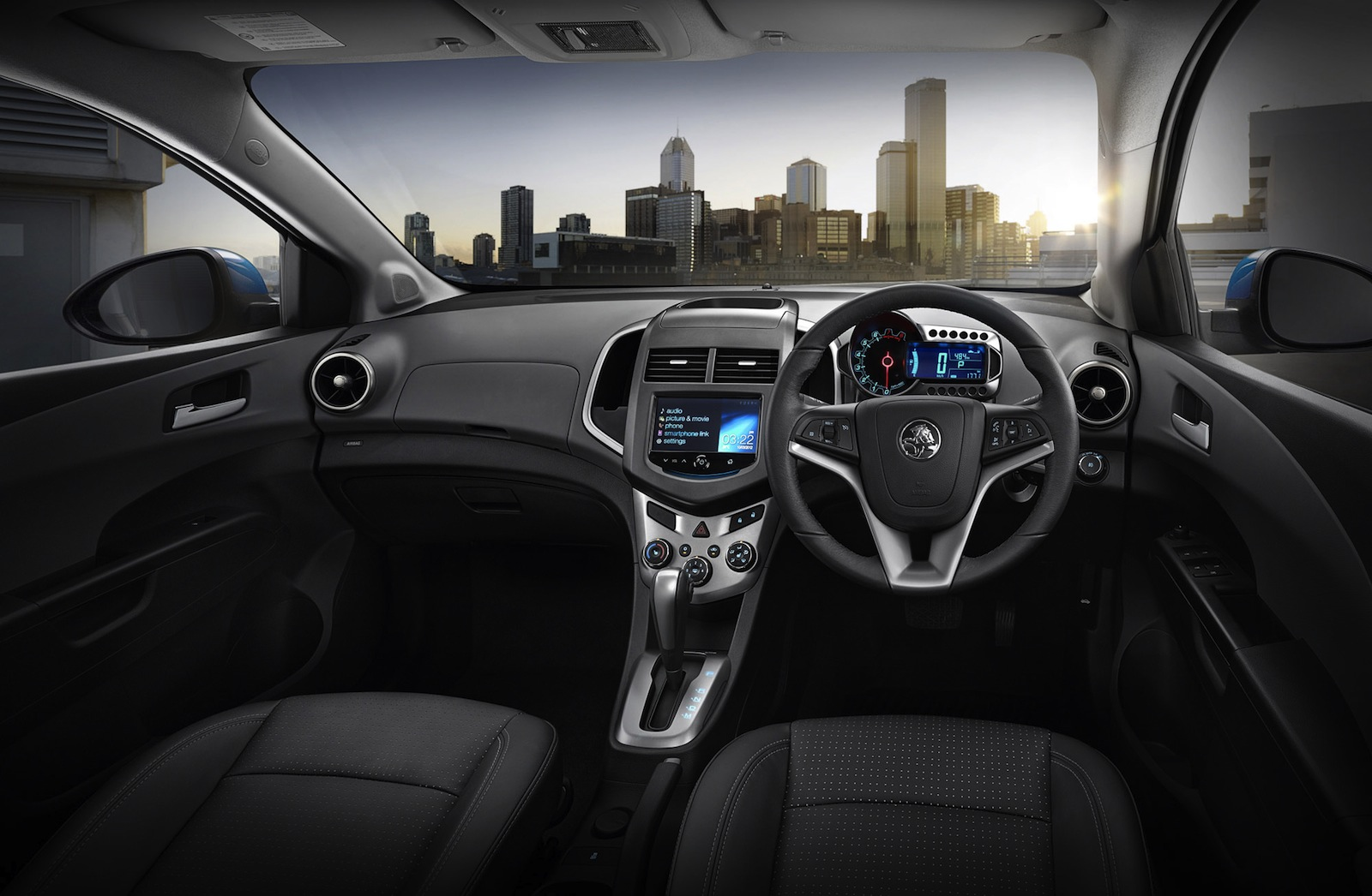 Pictures of holden barina (tk) 2012 #15