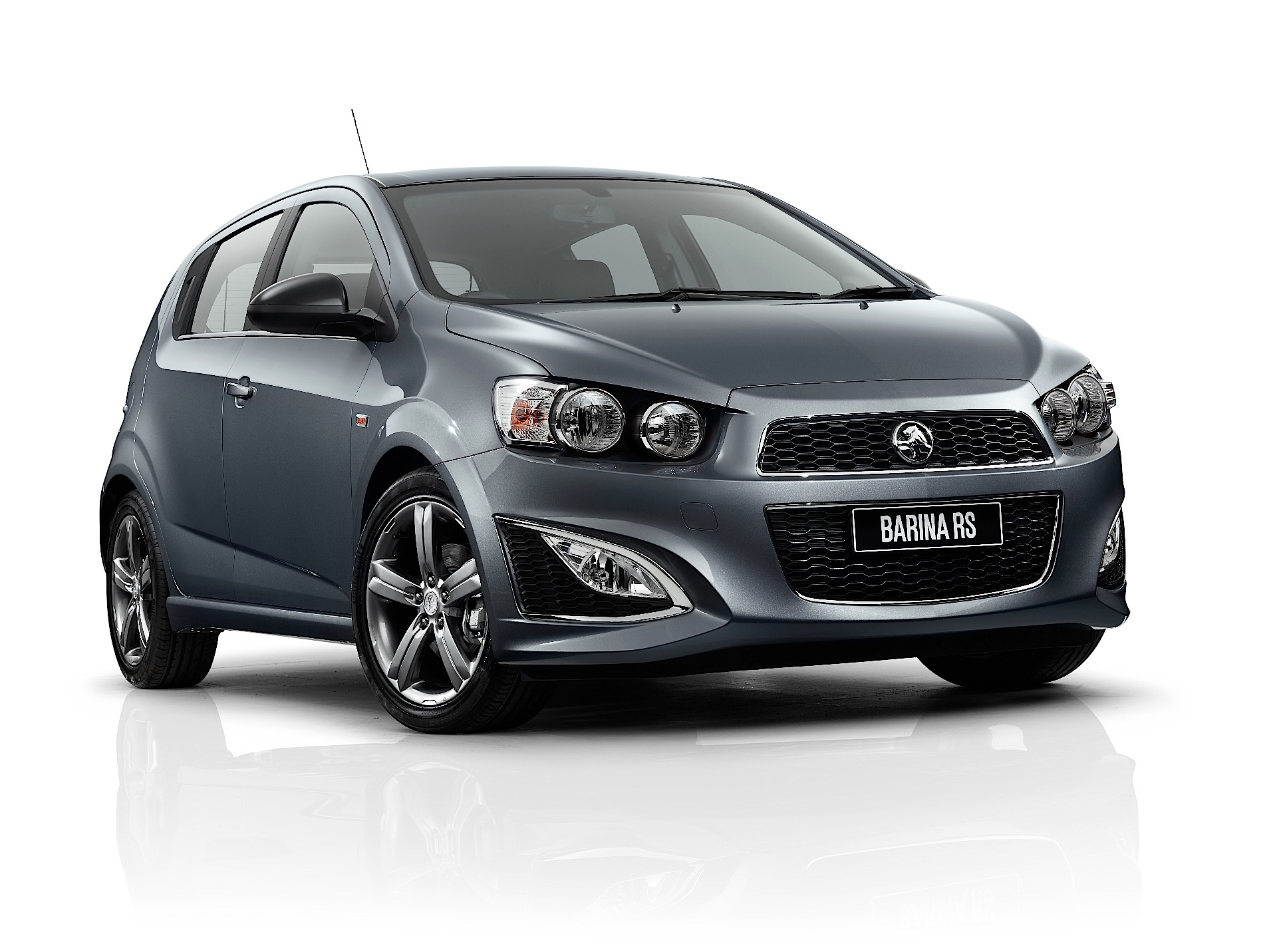 Pictures of holden barina (tk) 2014