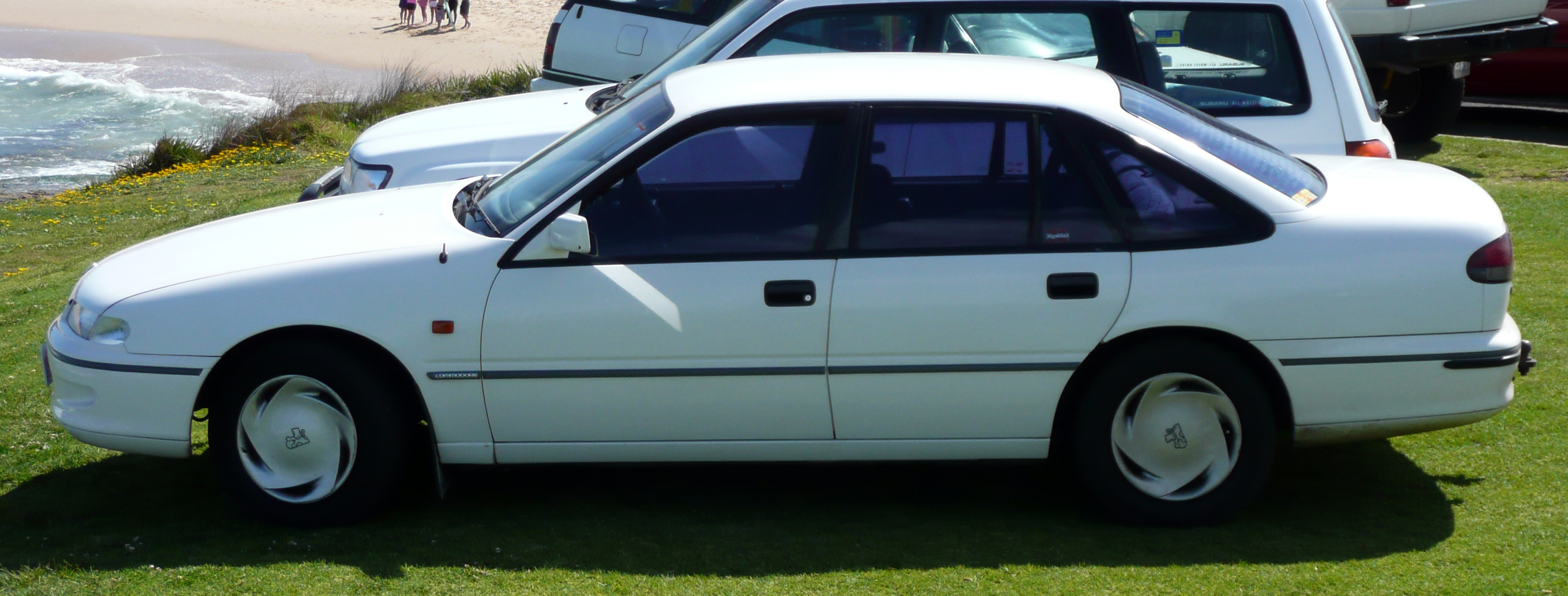 Pictures of holden caprice 1994 #12