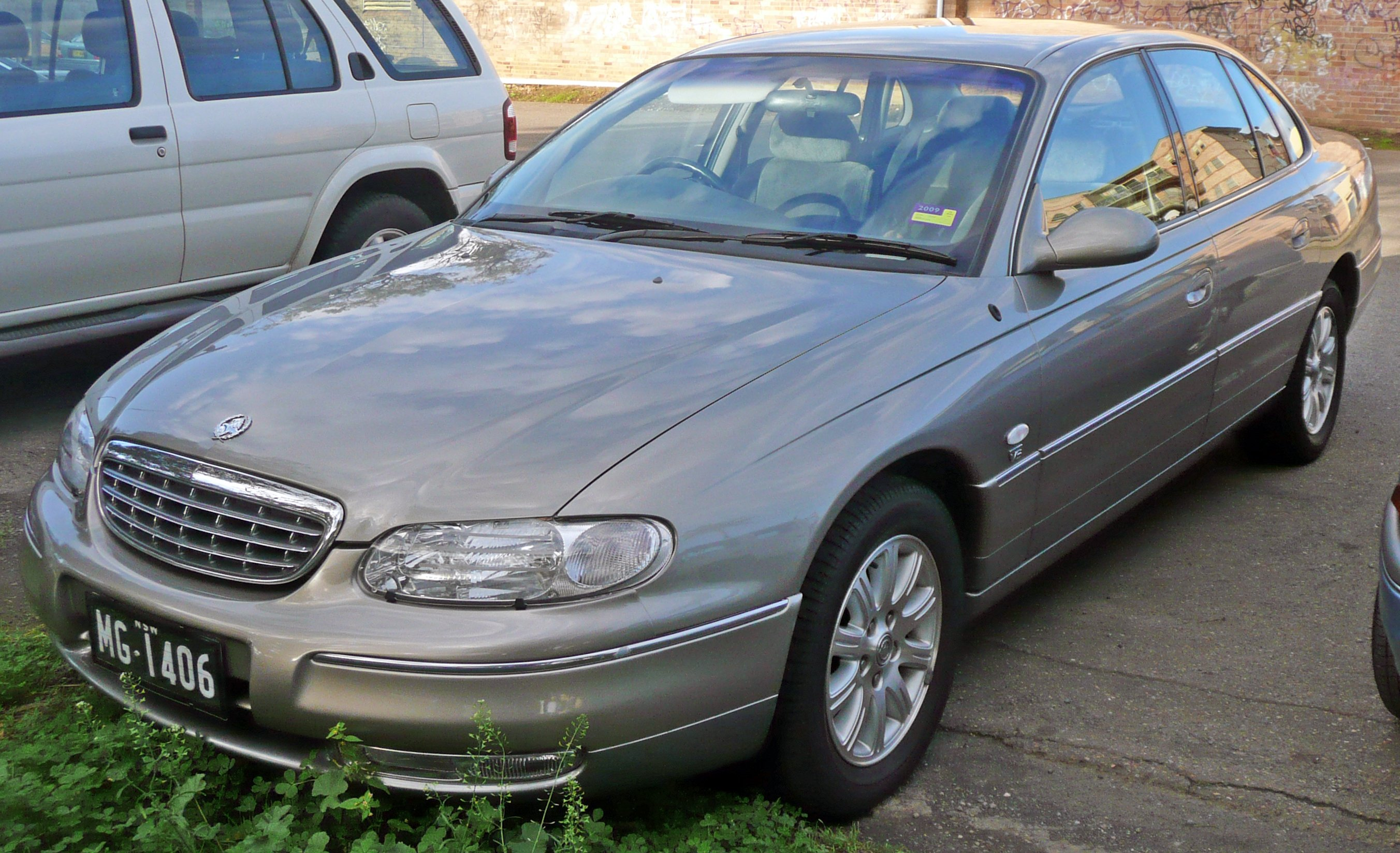 1996 holden caprice pictures information and specs auto rh auto database com 2001 Chevy Impala SS Price of 2001 Impala
