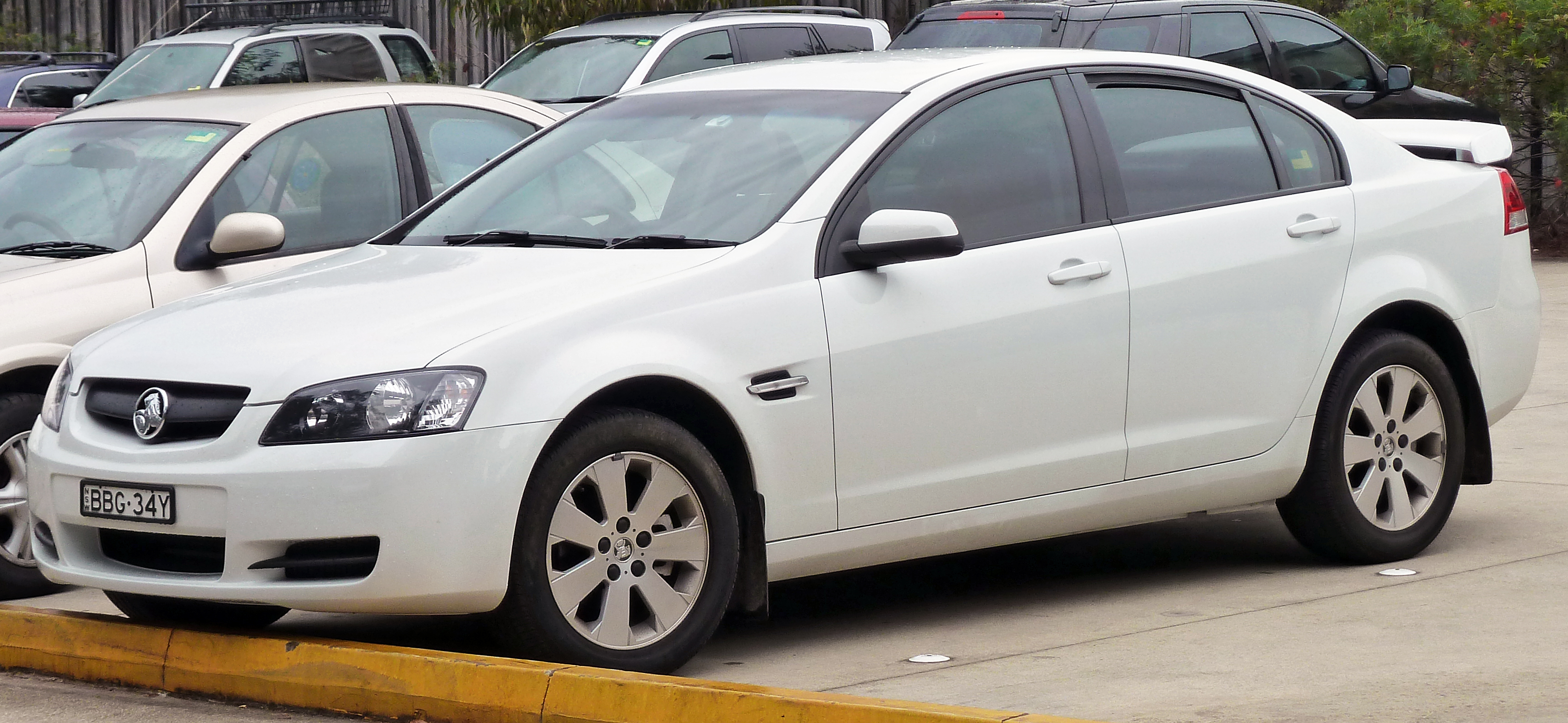 Pictures of holden commodore wagon (vt) 2007 #11