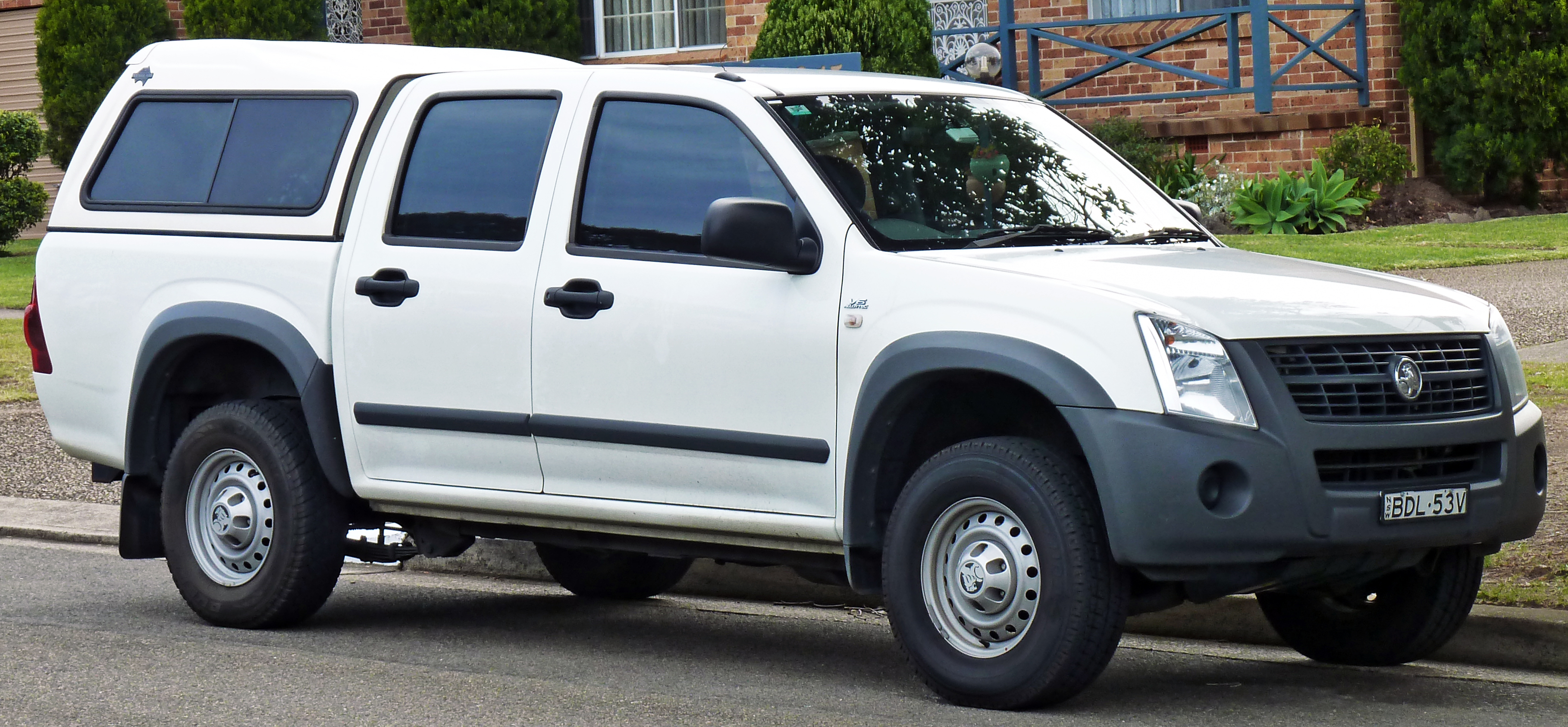Pictures of holden rodeo 2009 #3