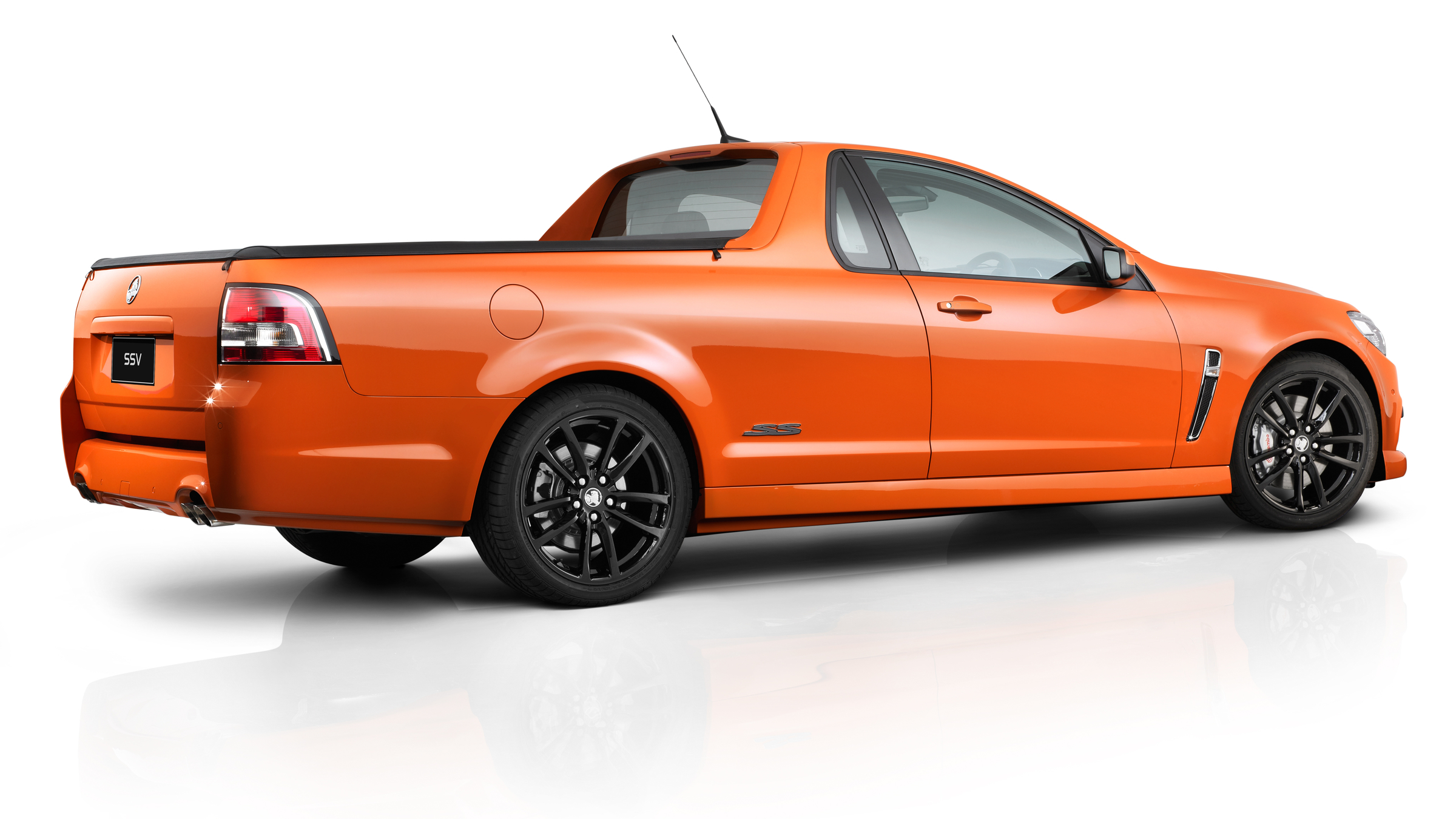 Pictures of holden ute