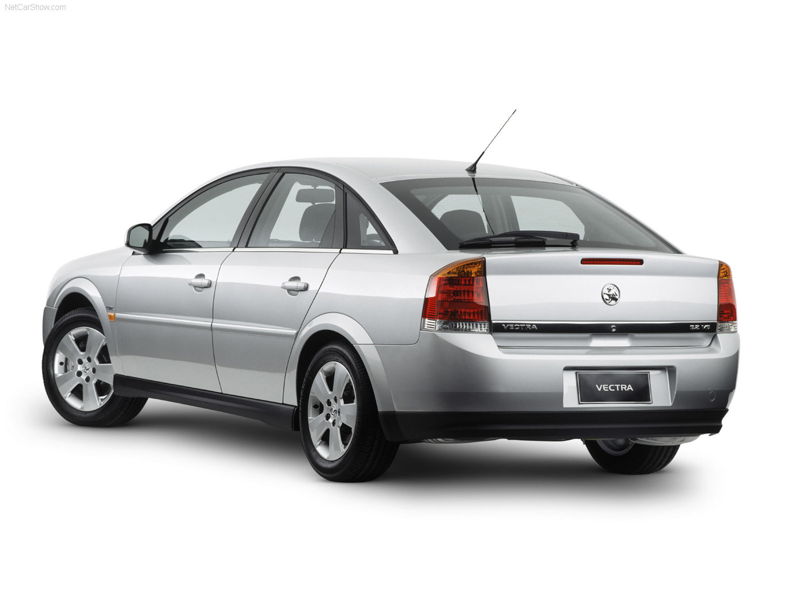 Pictures of holden vectra #3