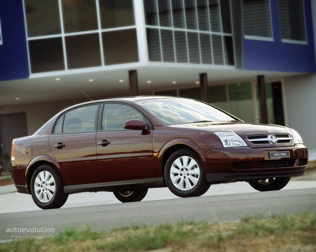 Pictures of holden vectra #11