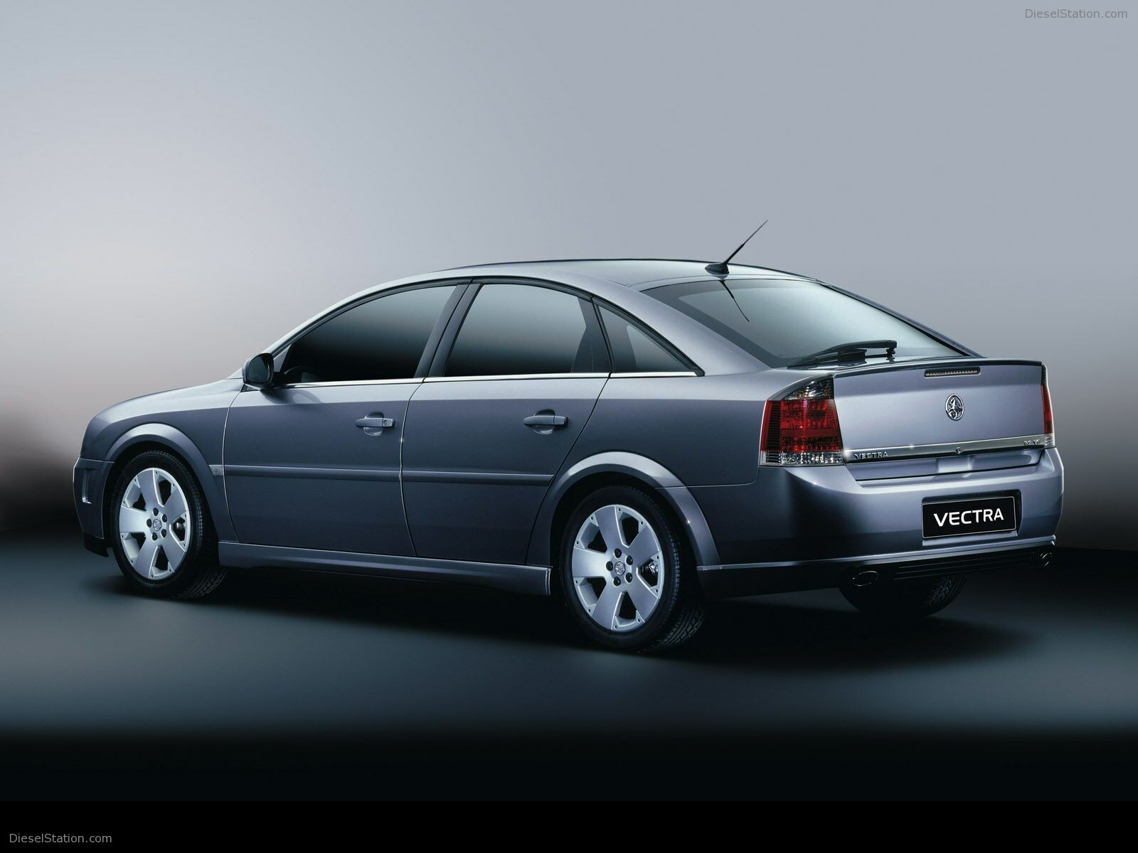 Pictures of holden vectra (b) 2006 #10