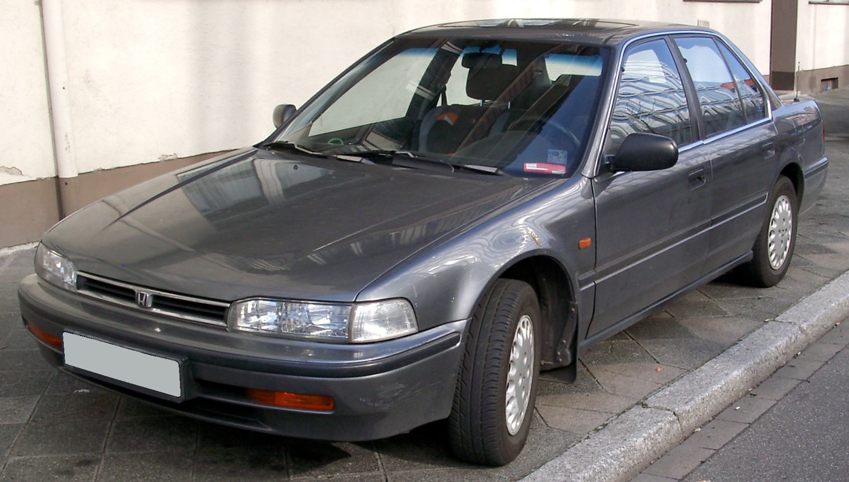 Pictures of honda accord iv coupe (cc1) 1992 #12