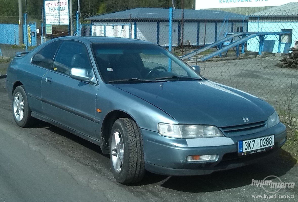 Pictures of honda accord v coupe (cd7) 1997