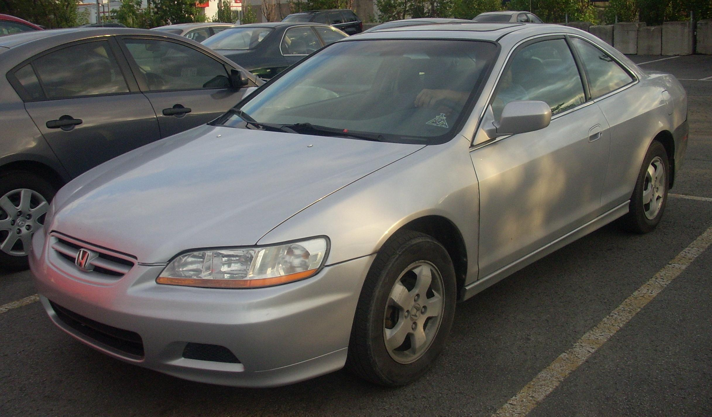 Pictures of honda accord vi (cf) 2001 #4