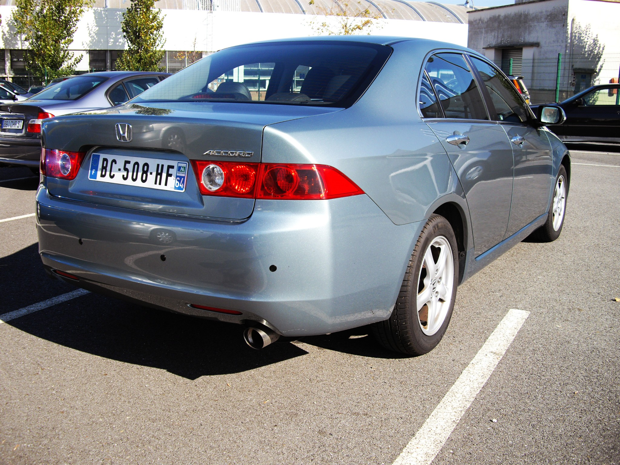 Pictures of honda accord vii 2003 #4