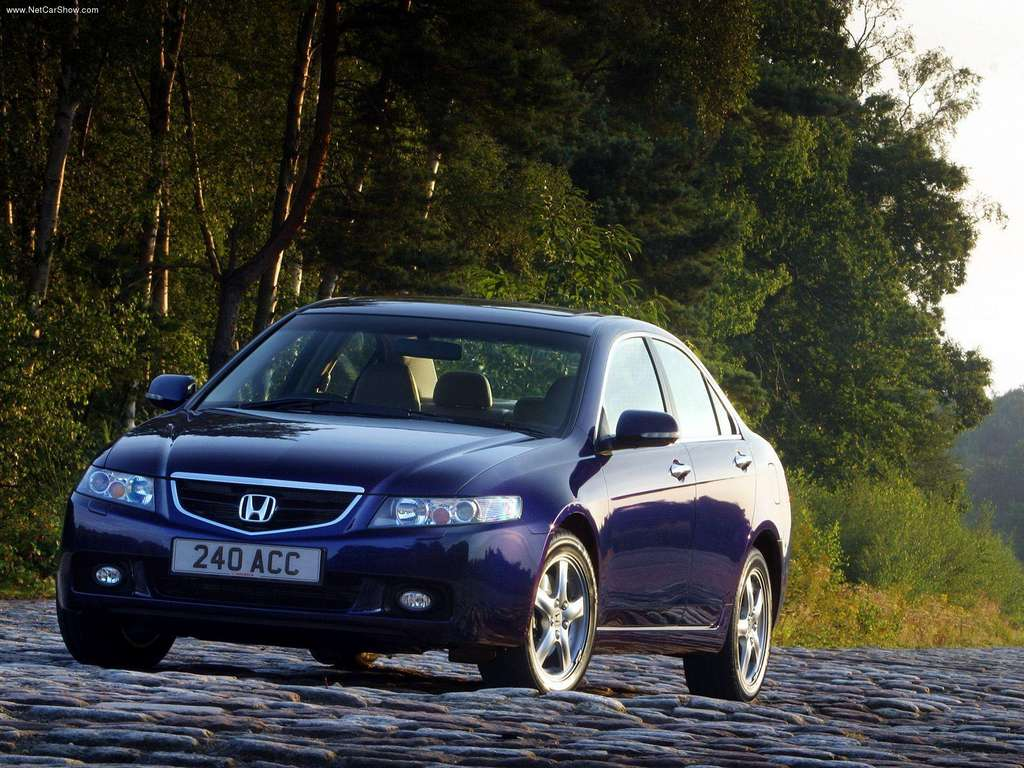 Pictures of honda accord vii 2003 #12
