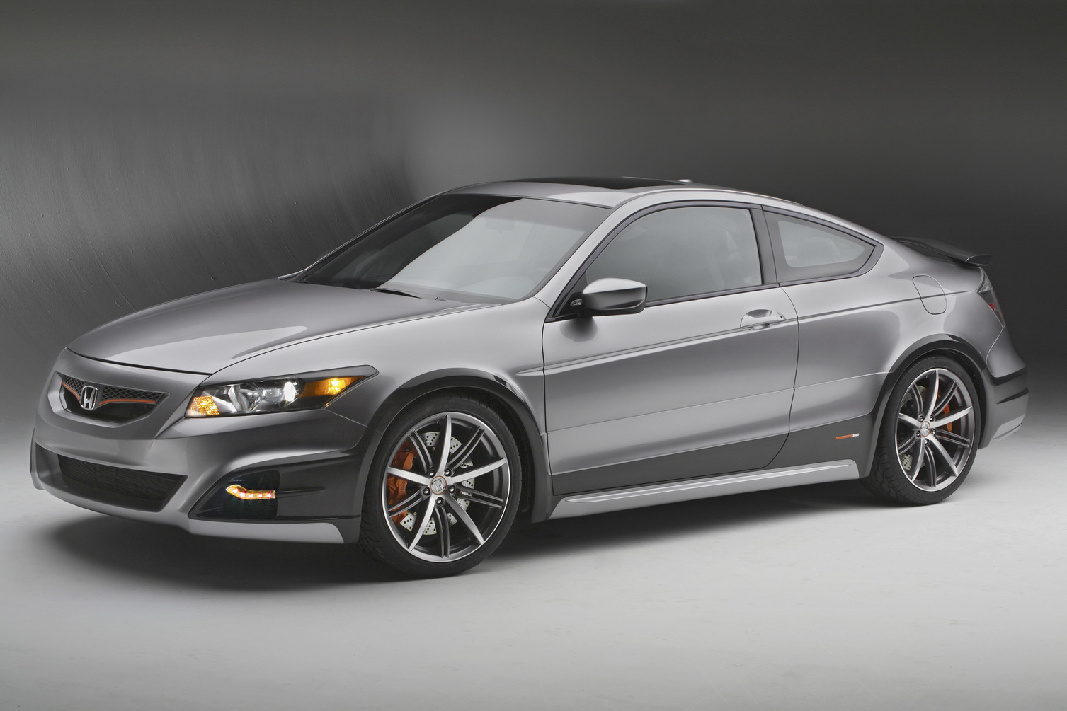 Pictures of honda accord viii coupe 2009 #13