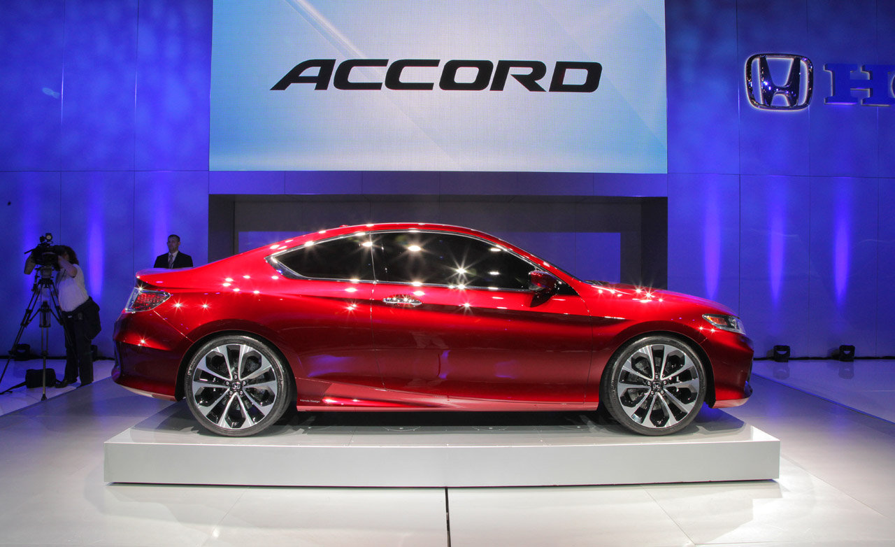 Pictures Of Honda Accord Viii Coupe 2015 #3