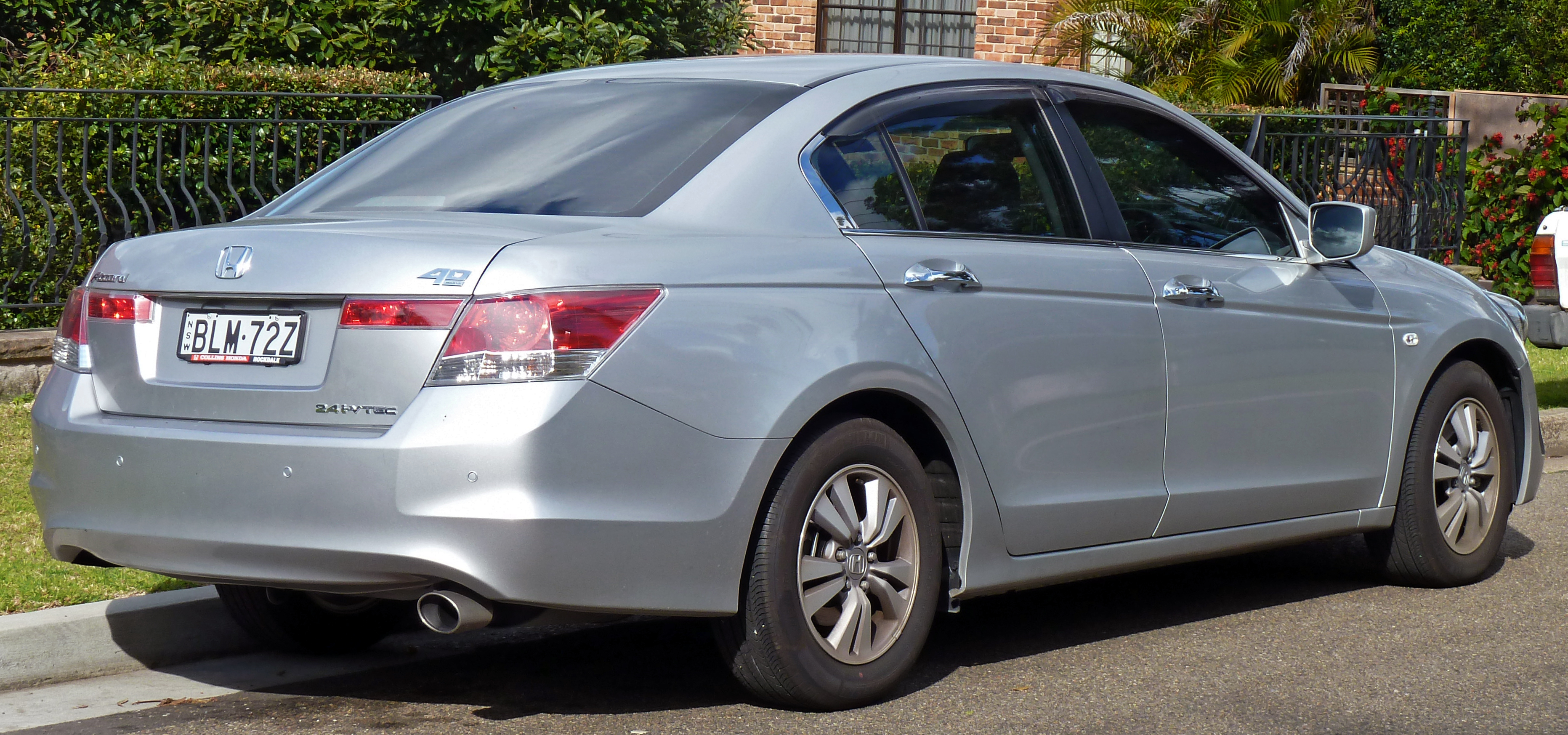 Pictures of honda accord viii sedan 2014 #7