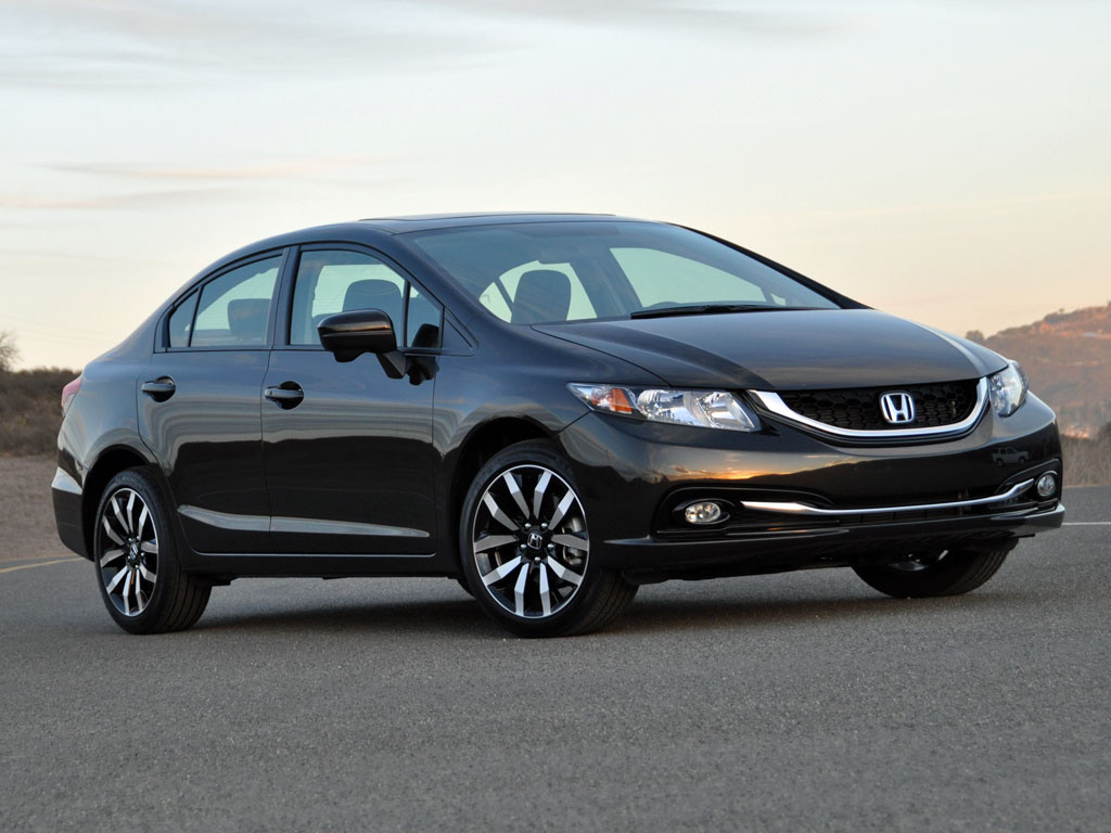 Pictures of honda accord viii sedan 2014