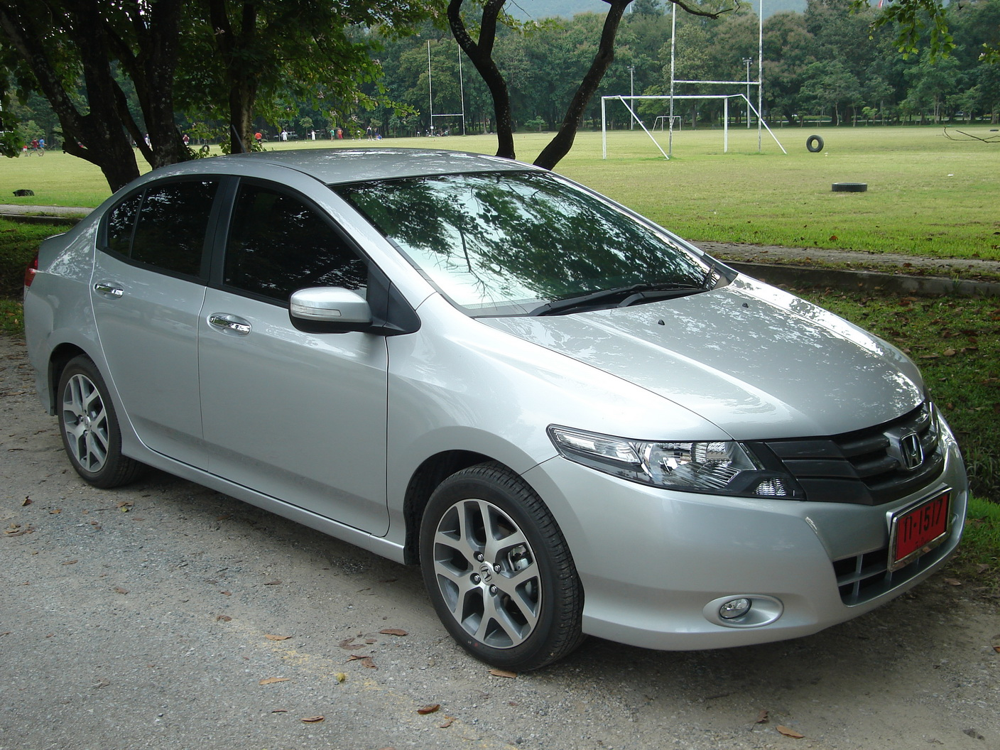 Pictures of honda city #9