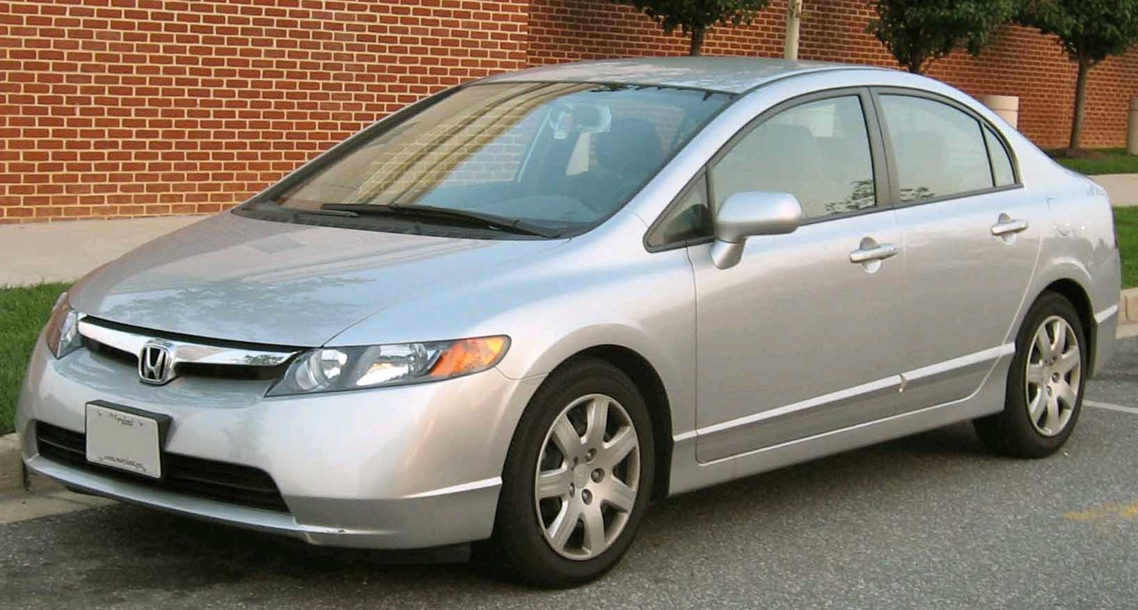Pictures of honda civic #2