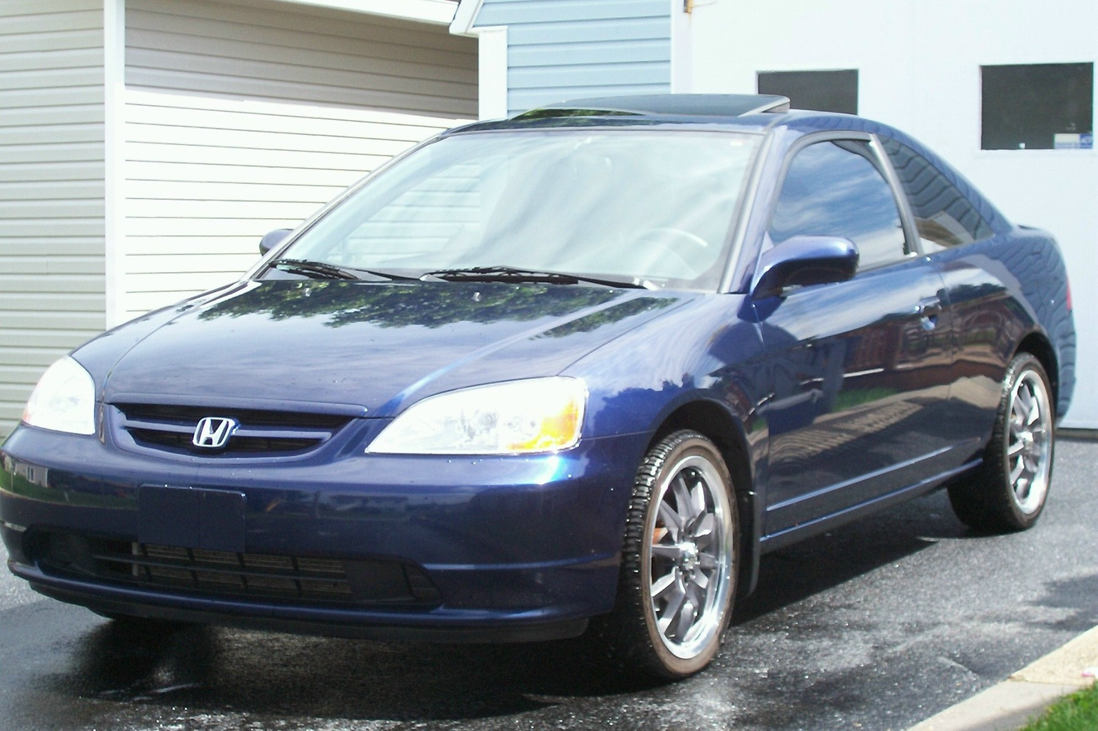 Pictures of honda civic coupe vii 2003