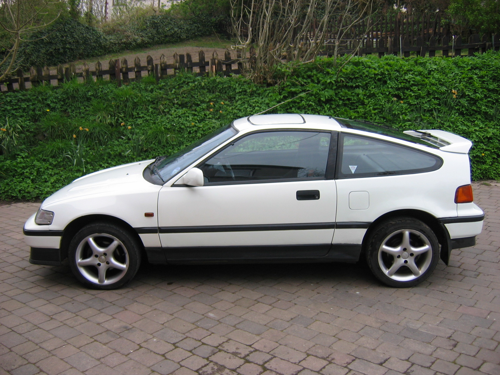 Pictures of honda civic hatchback v 1991 #8
