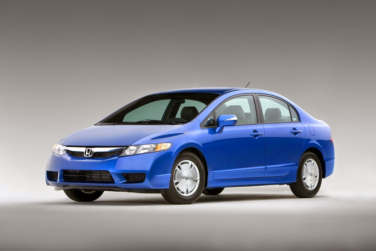 Pictures of honda civic hybrid viii 2015