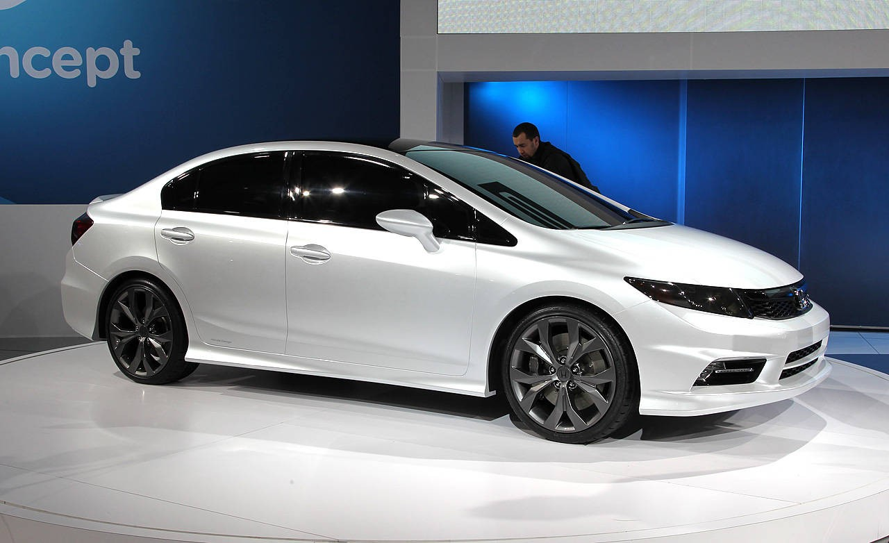 Pictures of honda civic hybrid viii 2015 #14