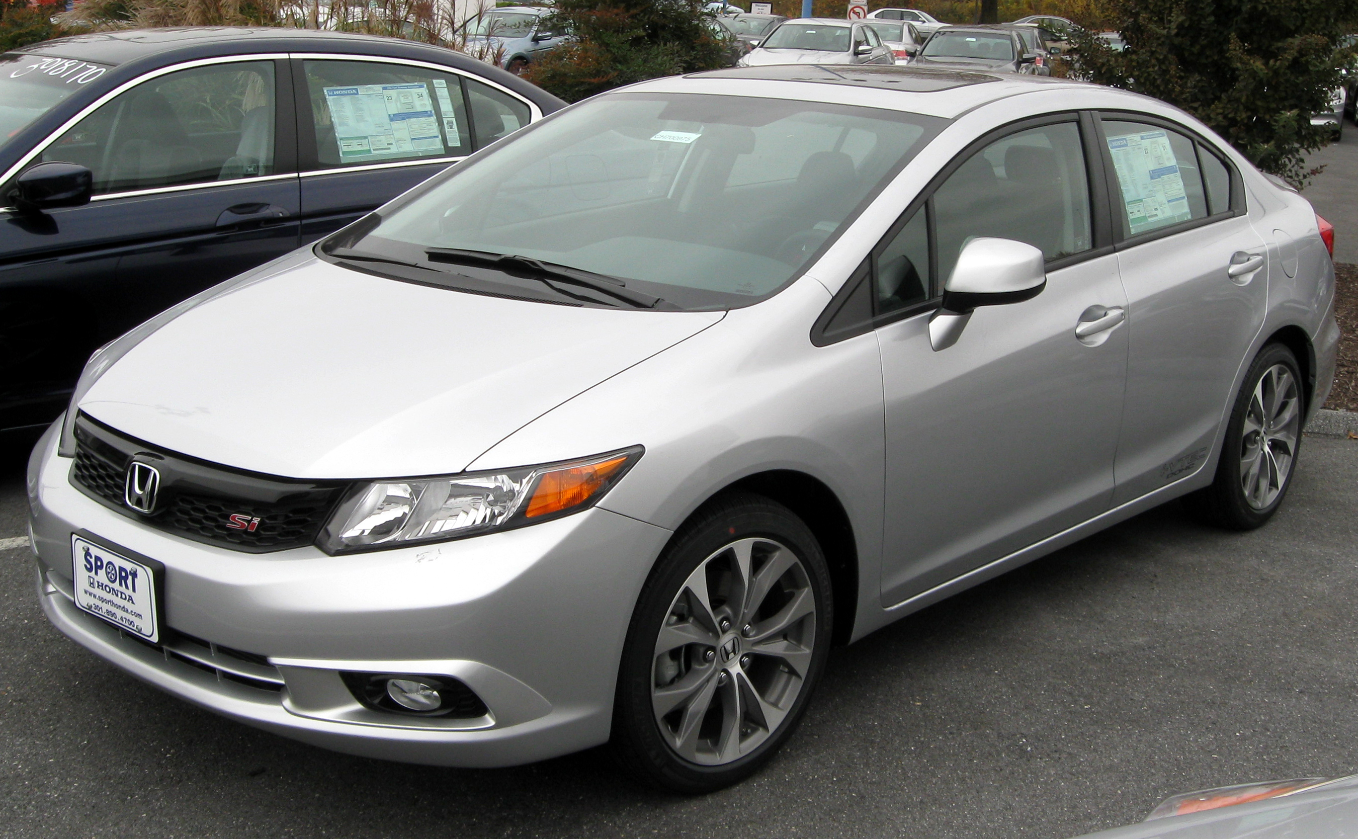 2012 honda civic ix hatchback pictures information and. Black Bedroom Furniture Sets. Home Design Ideas
