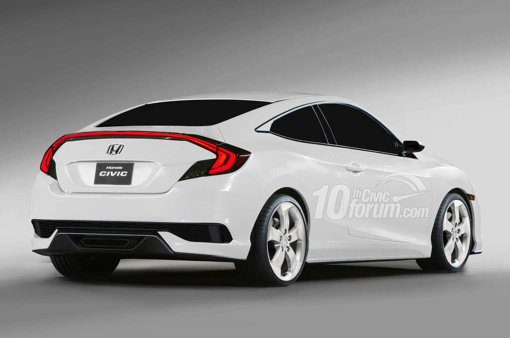 2016 Honda Civic Ix Hatchback Pictures Information And