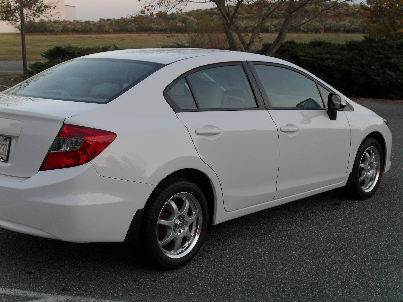 2012 honda civic sedan ix pictures information and. Black Bedroom Furniture Sets. Home Design Ideas