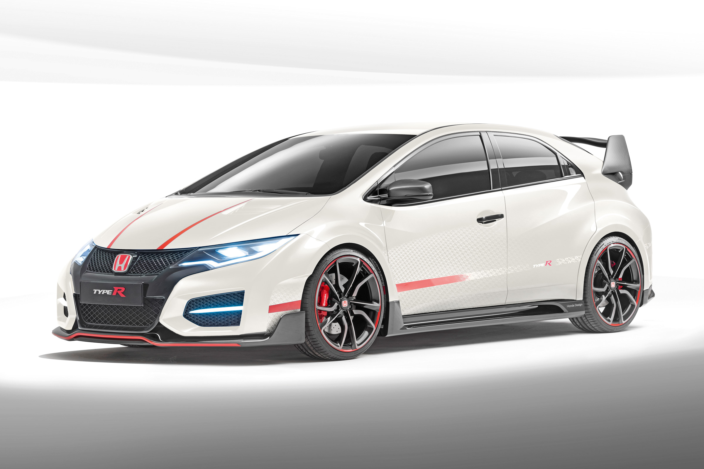 Pictures of honda civic type-r #11