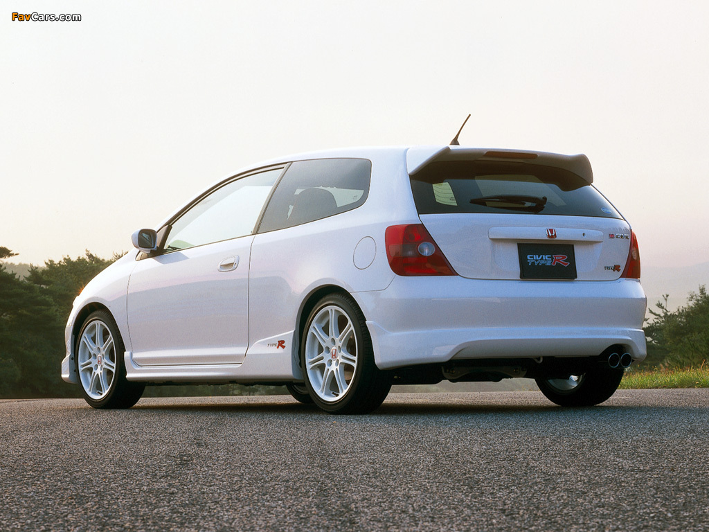 Pictures of honda civic type-r (ep3) 2001
