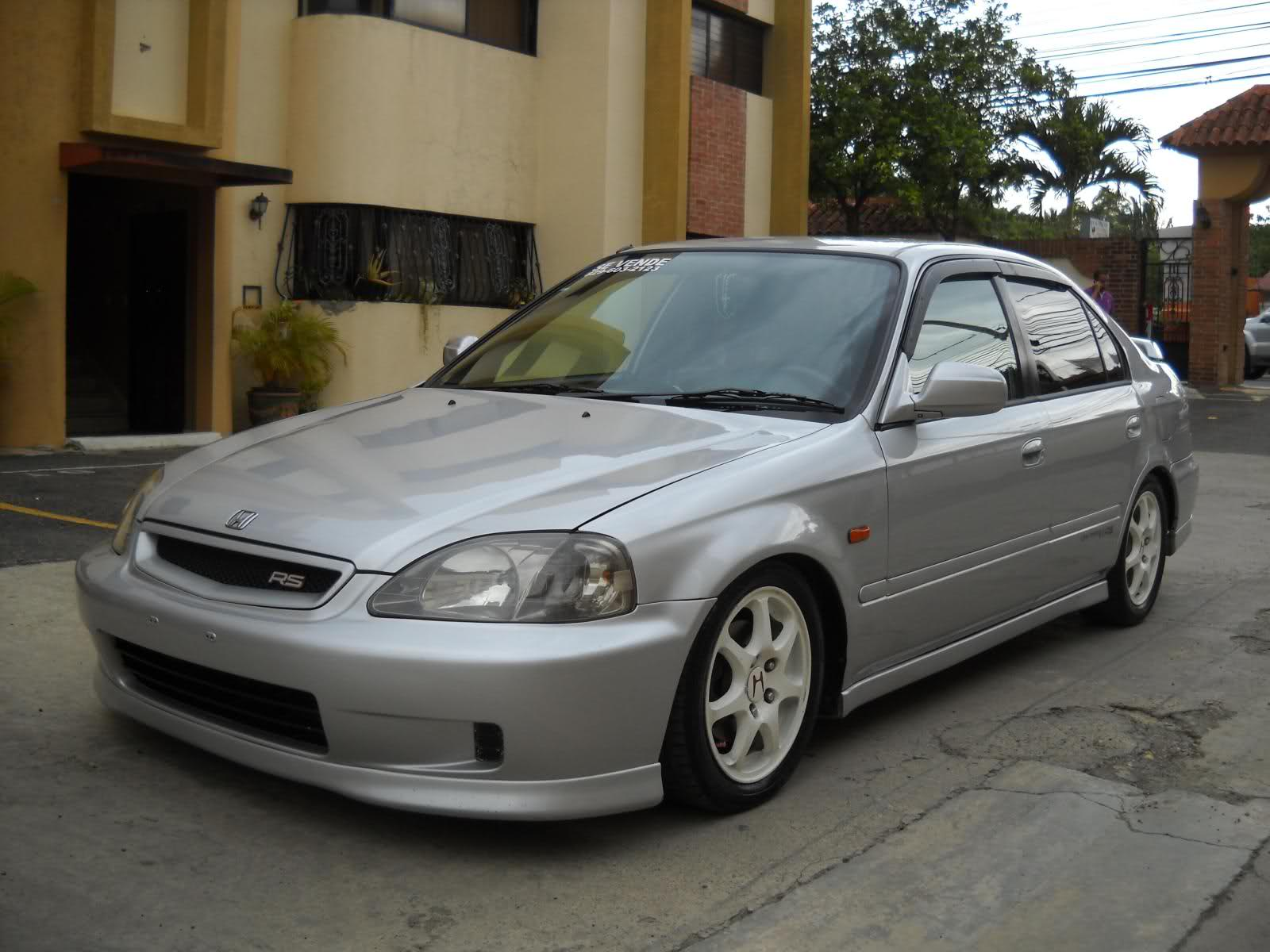 2000 Honda Civic Vi Pictures Information And Specs