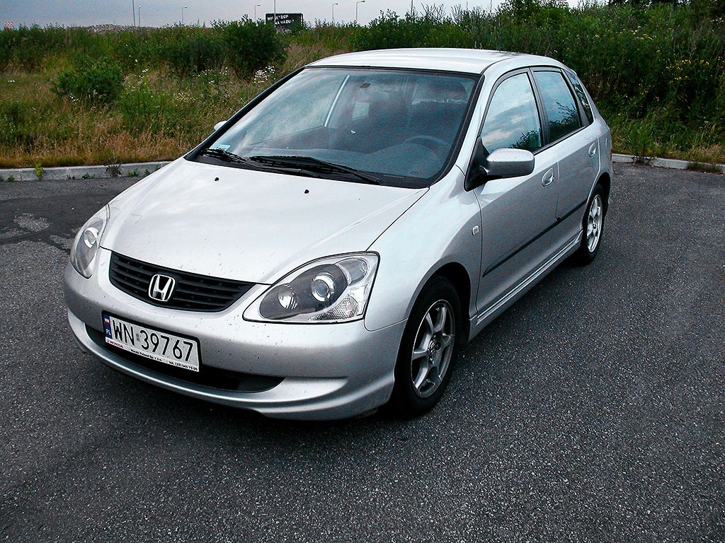 Pictures of honda civic vii 2004 #4